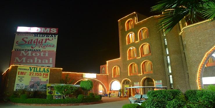 Magsons Resort Vrindavan Kosi