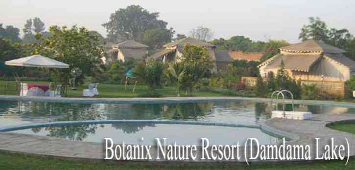 Botanix resort